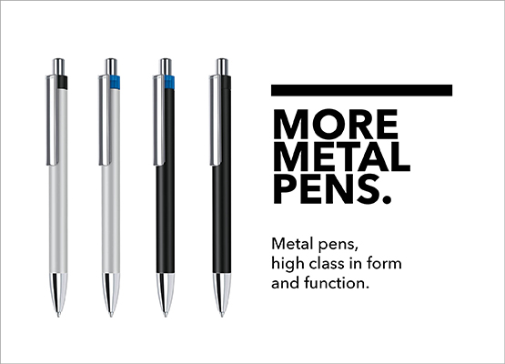 Metal Pen Collection